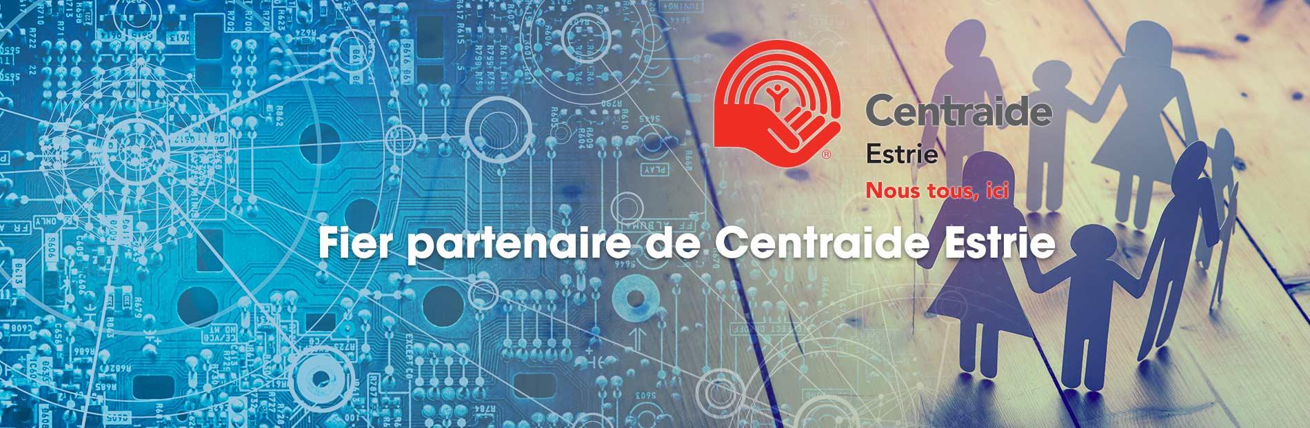 ClientWeb Centraide Estrie